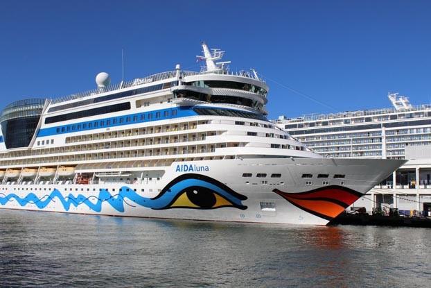 Kreuzfahrten mit Aida Cruises - Aida Luna