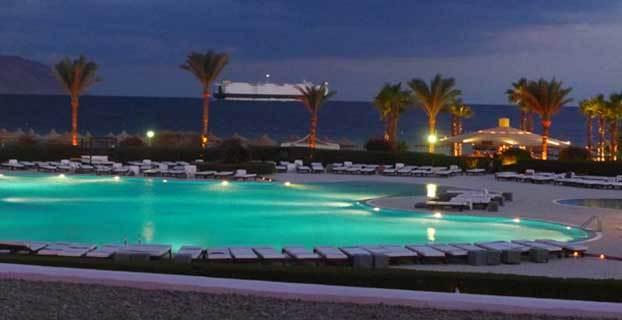 Ägypten Sharm El Sheik Hotel Baron Resort