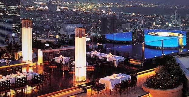 Bangkok Thailand Hotel Lebua at State