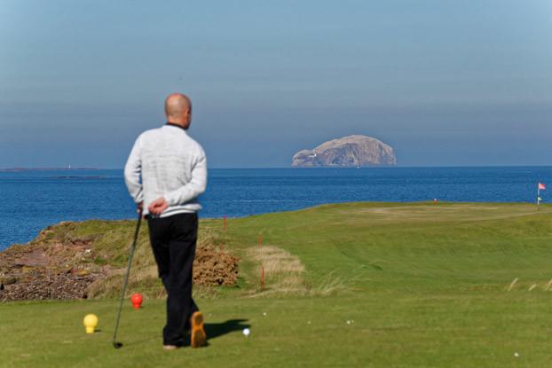 Golf an der Küste mit 1a urlaub