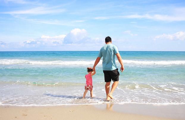urlaub mit kind - familienurlaub